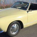 1967 VW Karmann Ghia